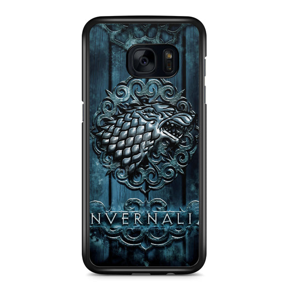 Winterfell Game of Thrones Samsung Galaxy S7 Edge Case Cover ISVA530