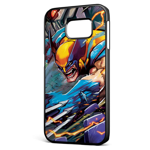 Wolverine Days of Future Past Samsung Galaxy S6 Edge Case Cover ISVA338