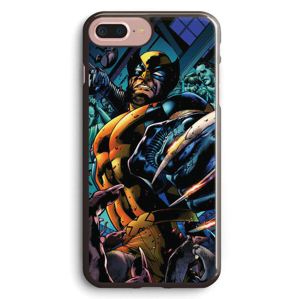 Wolverine the Best There is Apple iPhone 7 Plus Case Cover ISVA636