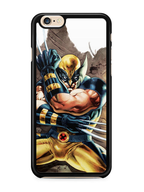 Wolves and Wolverine Apple iPhone 6 / iPhone 6s Case Cover ISVA339