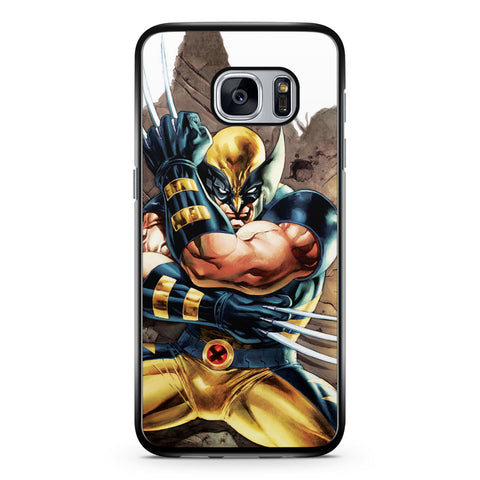 Wolves and Wolverine Samsung Galaxy S7 Case Cover ISVA339