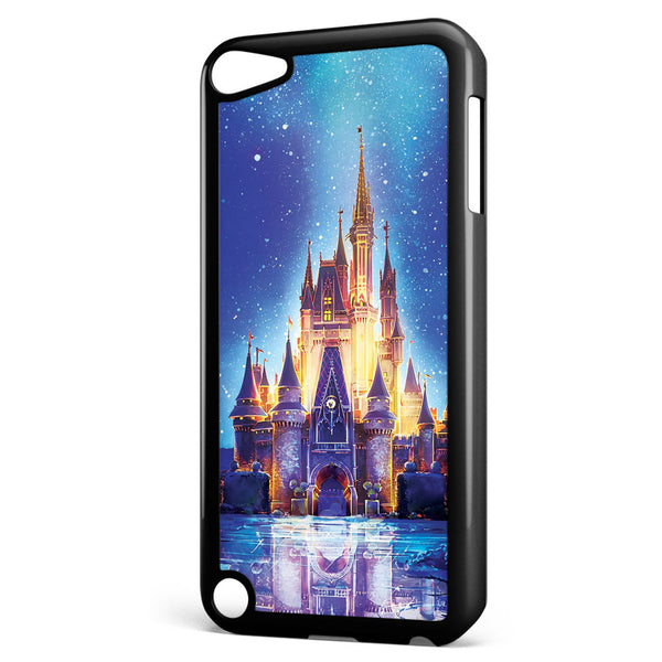 Wonderful Disney Castle Apple iPod Touch 5 Case Cover ISVA245