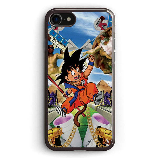 Yung Goku Apple iPhone 7 Case Cover ISVG395