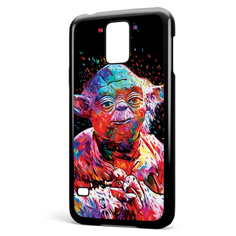 Yoda Pop Art Samsung Galaxy S5 Case Cover ISVA349