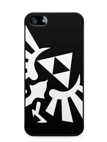 Zelda Triforce Wings Apple iPhone SE / iPhone 5 / iPhone 5s Case Cover  ISVA366