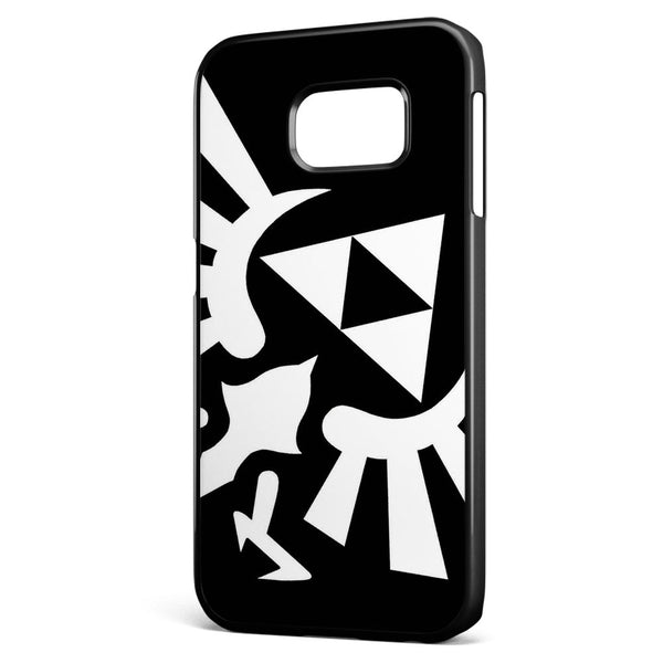 Zelda Triforce Wings Samsung Galaxy S6 Edge Case Cover ISVA366