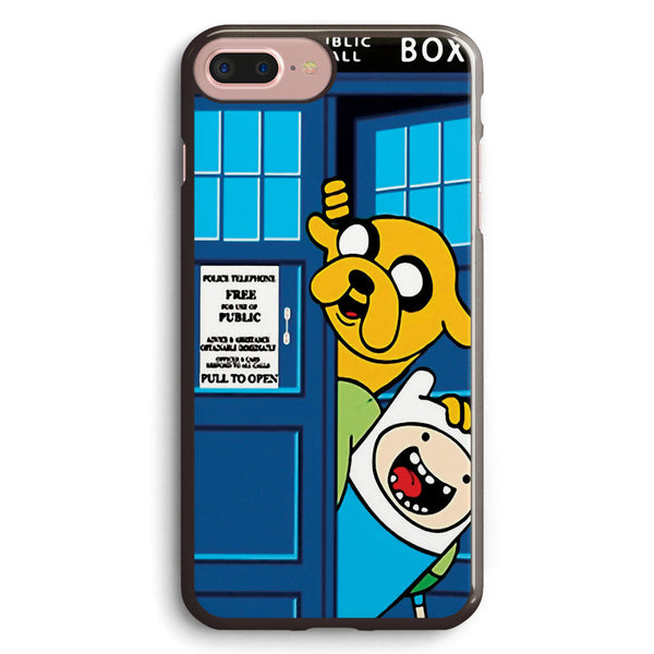 Adventure Time Jake Tardis Apple iPhone 7 Plus Case Cover ISVF997