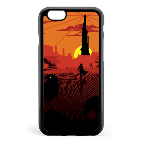 And the Gunslinger Followed Apple iPhone 6 / iPhone 6s Case Cover ISVE364