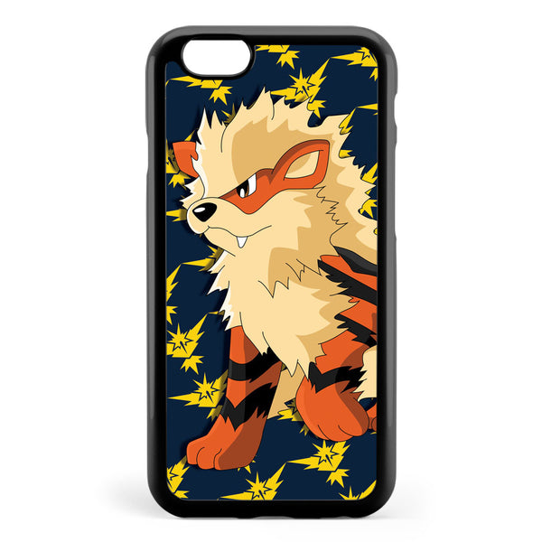 Arcanine Team Instinct Apple iPhone 6 / iPhone 6s Case Cover ISVF588