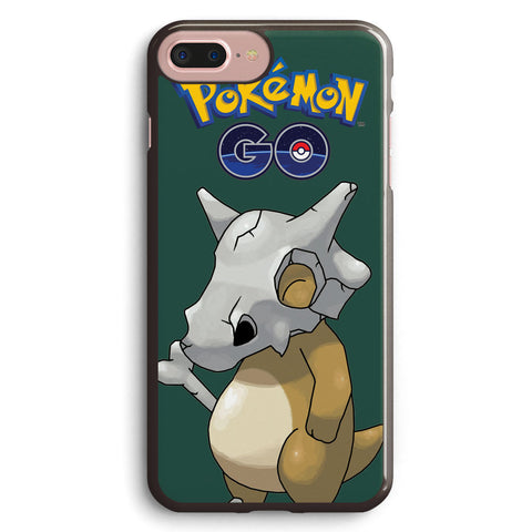 Cubone Pokemon Go Apple iPhone 7 Plus Case Cover ISVF637