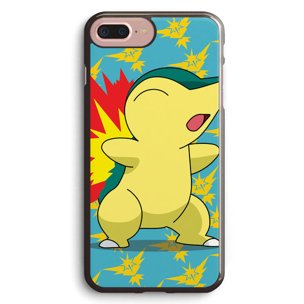Cyndaquil Team Instinct Apple iPhone 7 Plus Case Cover ISVF646