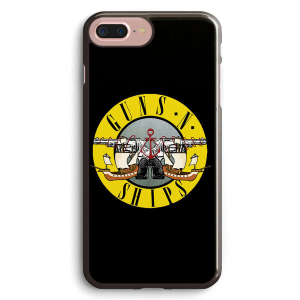 Guns N Ships Apple iPhone 7 Plus Case Cover ISVH829