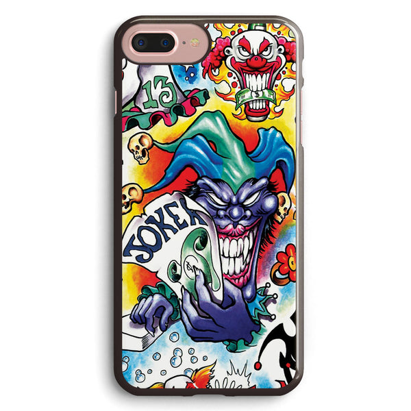 Joker Face Cartoon Apple iPhone 7 Plus Case Cover ISVD486