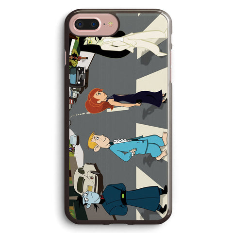 Kim Possible Goes Abbey Road Apple iPhone 7 Plus Case Cover ISVC854