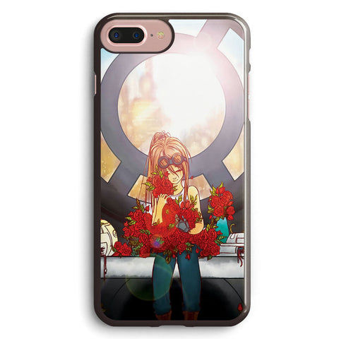 Ring Around the Roses Apple iPhone 7 Plus Case Cover ISVD642