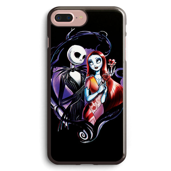 Skeleton Love and Romance Apple iPhone 7 Plus Case Cover ISVH205