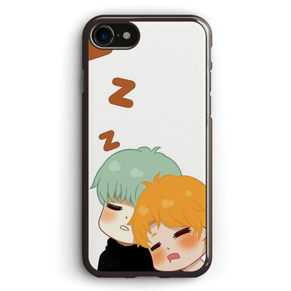 Sleeping Yoonmin K Pop Apple iPhone 7 Case Cover ISVH207