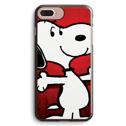 Snoopy Apple iPhone 7 Plus Case Cover ISVG780