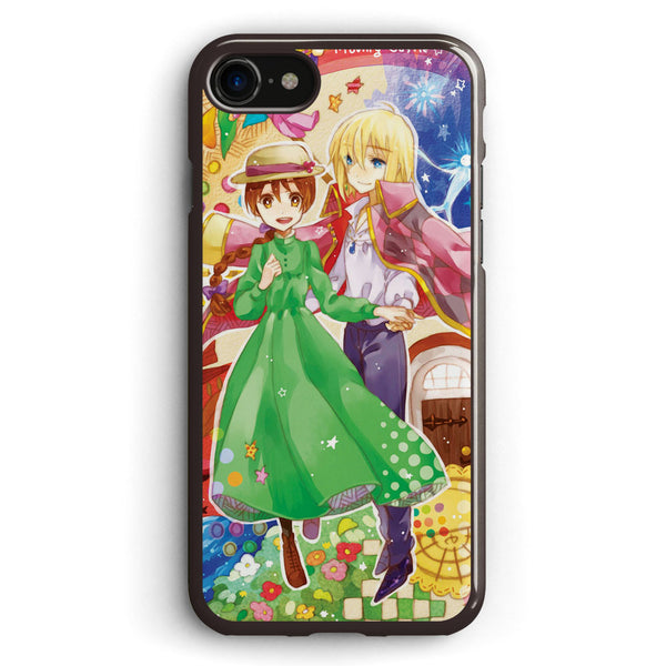 Sophie and Howl Apple iPhone 7 Case Cover ISVG786