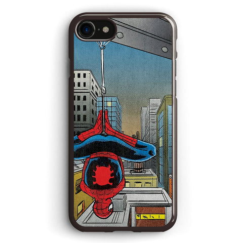 Spiderman Cool Art Apple iPhone 7 Case Cover ISVE754