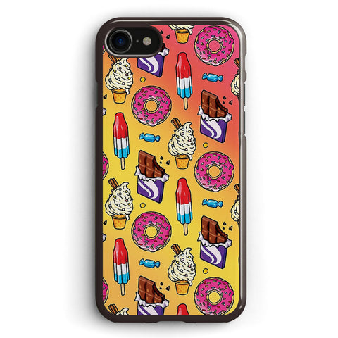 Sweet Tooth Pattern Apple iPhone 7 Case Cover ISVD720