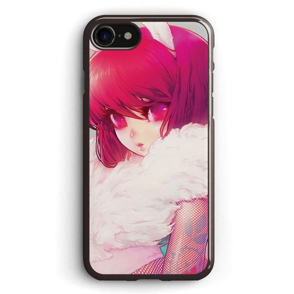 Synthetic Apple iPhone 7 Case Cover ISVF913