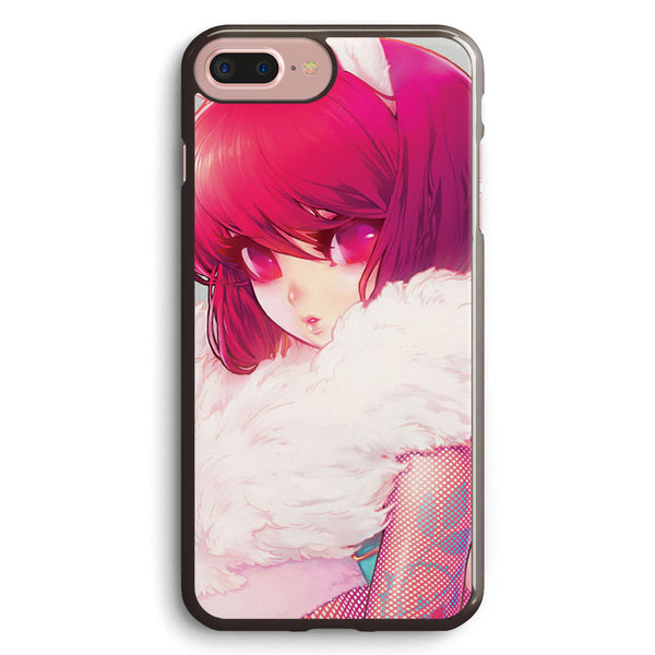 Synthetic Apple iPhone 7 Plus Case Cover ISVF913
