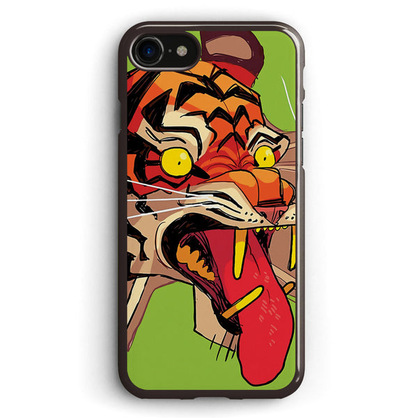 Tiger Apple iPhone 7 Case Cover ISVD760