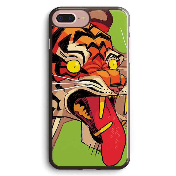 Tiger Apple iPhone 7 Plus Case Cover ISVD760