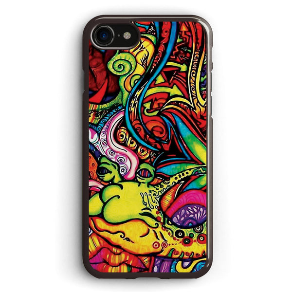Trippy Apple iPhone 7 Case Cover ISVB294