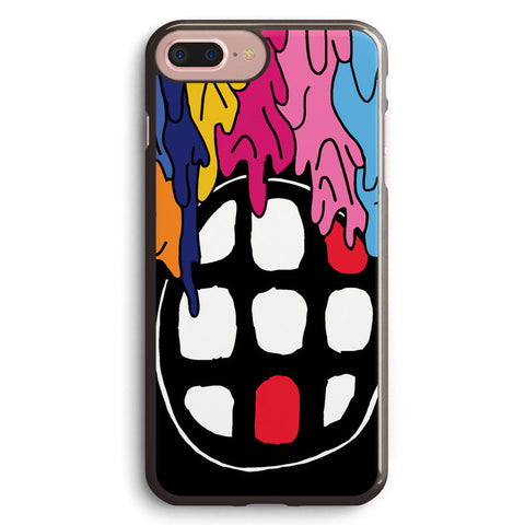 Twenty One Pilots Self Titled X Blurryface Apple iPhone 7 Plus Case Cover ISVG859
