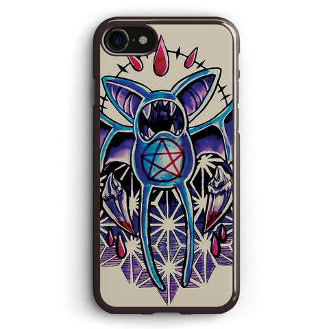 Zubat Apple iPhone 7 Case Cover ISVE345