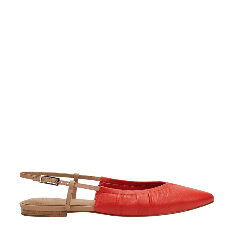 LAMYA RED/TAN