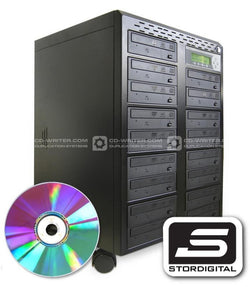 StorDigital 15Target DVD CD Copier