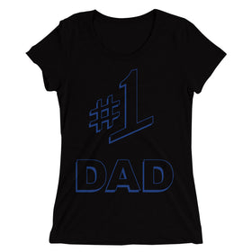 1-Dad-Women'S-T-Shirt