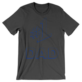1 Dad Men'S T Shirt