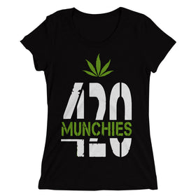 420-Munchies-Women'S-T-Shirt