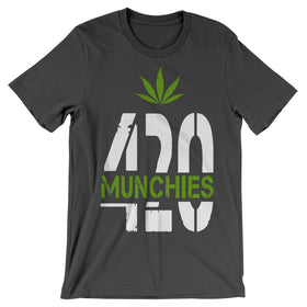 420 Munchies Men'S T Shirt