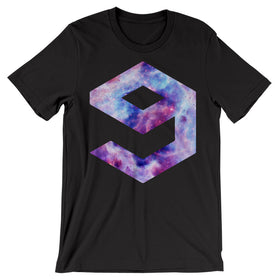 9 Gag Galaxy Logo Parodi Men'S T Shirt