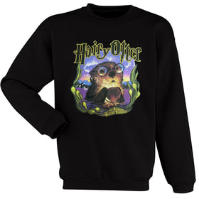 Hairy Otter Harry Potter Parody Women'S Sweatshirt