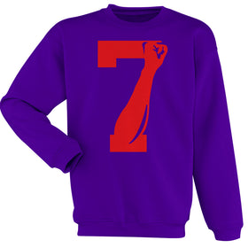 Im With Kap 7 Fist Colin Kaepernick Women'S Sweatshirt