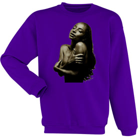 Sade Sexy Singer Pose Men'S Sweatshirt