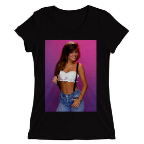 Saved-By-The-Bell-Kelly-Kapowski-Women'S-T-Shirt