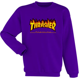 Thrasher Women'S Sweatshirt