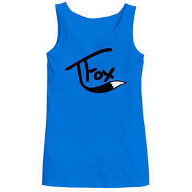 Tanner Fox  Logo Women Tank Top