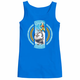 The Element Of Freedom Avatar The Last Airbender Women Tank Top