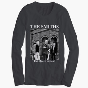 The Smiths The Queen Is Dead Men'S Long Sleeve