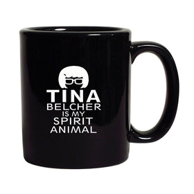Tina Belcher Is My Spirit Animal Mug
