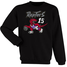 Toronto Raptors Vince Carter 15 Men'S Sweatshirt