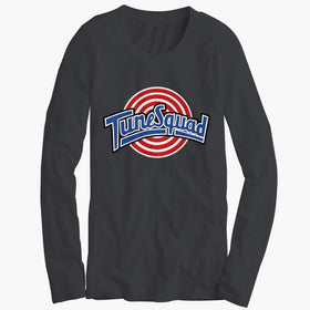 Tune Squad Space Jam Womens Long Sleeve